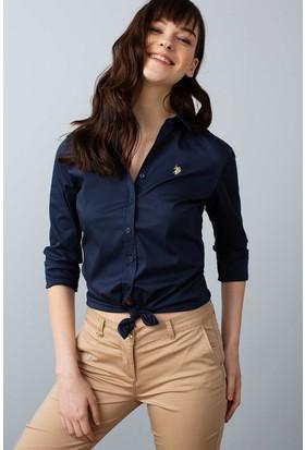 U.S. Polo Assn. Dokuma Gömlek 50189740-Vr033