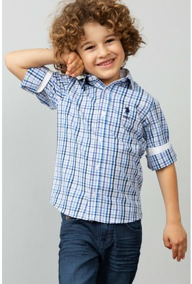 U.S. Polo Assn. Dokuma Gömlek 50191870-Vr036