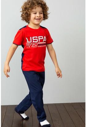 U.S. Polo Assn. Erkek Çocuk Pijama 50196361-Vr030