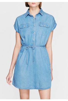 Mavi Kadın Barbara Mavi Jean Elbise