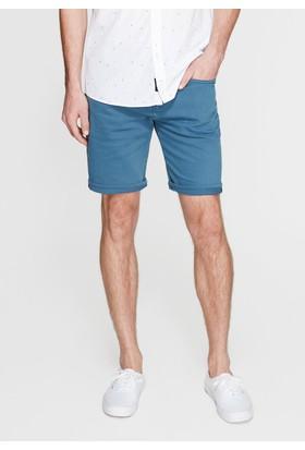 Mavi Erkek Brian Indigo Comfort Jean Şort