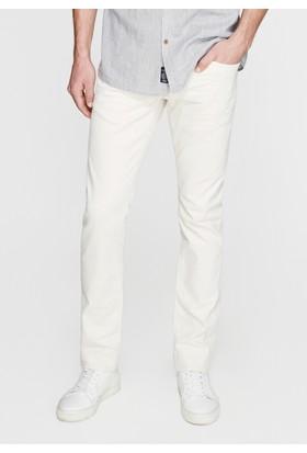 Mavi Erkek Jake Ekru Vintage Jean Pantolon
