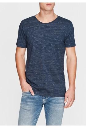 Mavi Erkek Lacivert Basic Tshirt