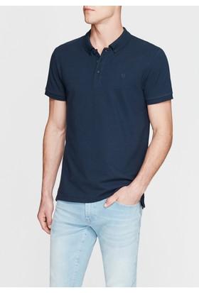 Mavi Erkek Lacivert Polo Tshirt