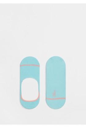 Mavi Kadın Mavi Çorap