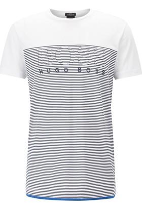 Hugo Boss Erkek T-Shirt 50384082 100