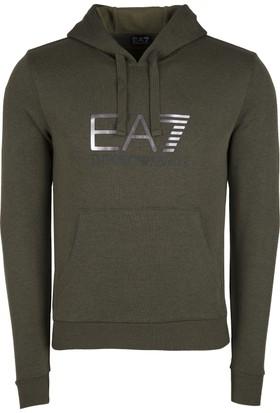 Ea7 Erkek Sweat Shirt 6YPM64 PJF3Z 3802