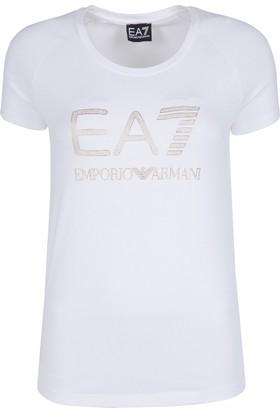 Ea7 Kadın T-Shirt 6YTT29 TJ12Z 1100