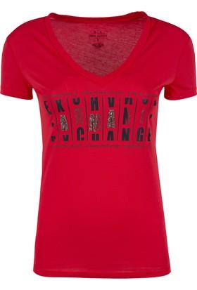 Armani Exchange Kadın T-Shirt 3ZYTAJ YJA8Z 1429