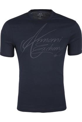Armani Exchange Erkek T-Shirt 8NZT77Z8H4Z 1510