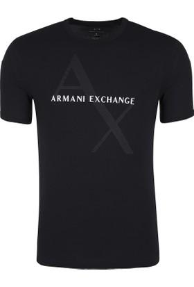 Armani Exchange Erkek T-Shirt 8NZT76Z8H4Z 1200