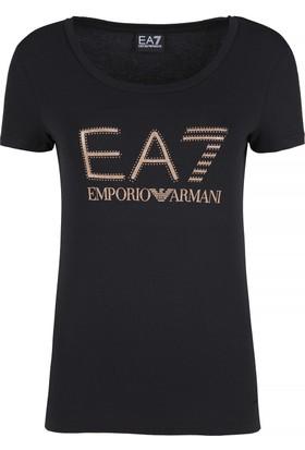Ea7 Kadın T-Shirt 6YTT25T J12Z 1200