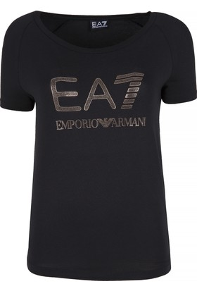 Ea7 Kadın T-Shirt 6YTT29 TJ12Z 1200