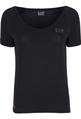 Ea7 Kadın T-Shirt 6YTT62 TJ28Z 1200