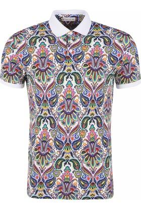 Etro Erkek T-Shirt 1Y800 4029 8001