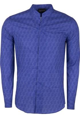 Emporio Armani Erkek Gömlek W1SMQL W15F6