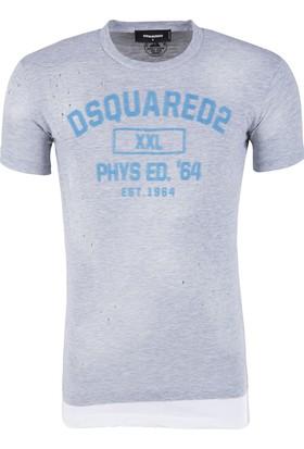 Dsquared2 Erkek T-Shirt S71GD0644 S22146 857M