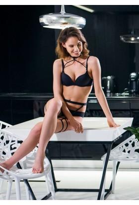 Angels Passion Bacak Detaylı Lastik Jartiyer - Fantazi İç Giyim Seksi Giyim