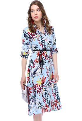 Dewberry Z6493 Kadın Elbise