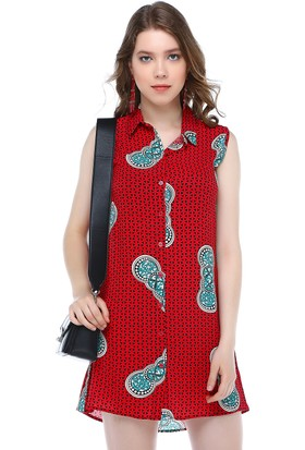 Dewberry Z6497 Kadın Elbise