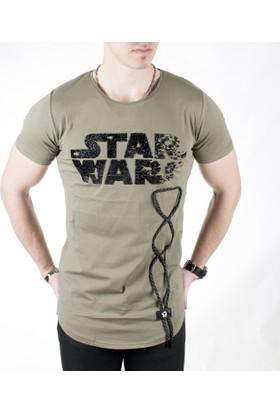 Deepsea Uzun Erkek T-Shirt 1810771