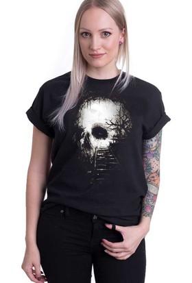 The Chalcedon Skull Of The Darkness Kadın Tshirt