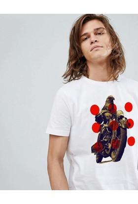 The Chalcedon Eagle Rider Erkek Tshirt