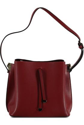 Marjin Kadın Zeyni Günlük Çanta Kırmızı