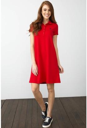 U.S. Polo Assn. Örme Elbise 50189095-Vr030