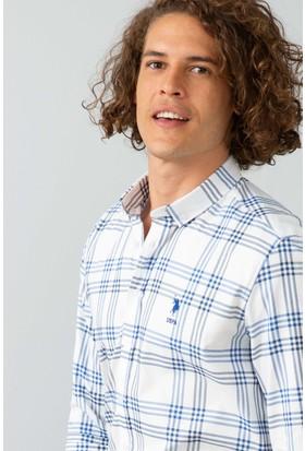 U.S. Polo Assn. Dokuma Gömlek 50187997-Vr013