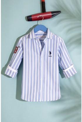 U.S. Polo Assn. Dokuma Gömlek 50188418-Vr036
