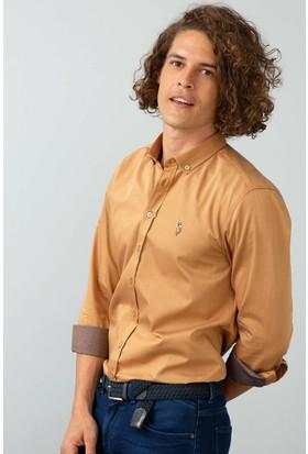 U.S. Polo Assn. Dokuma Gömlek 50195019-Vr153