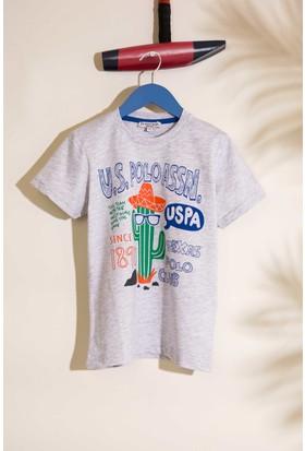 U.S. Polo Assn. Erkek Çocuk Pijama 50196368-Vr024
