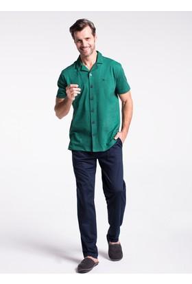 Dagi Erkek Pijama Takımı Yeşil