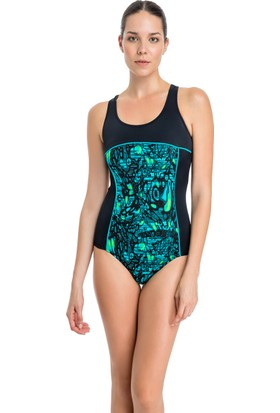 Dagi Kadın Yüzücü Mayo Siyah