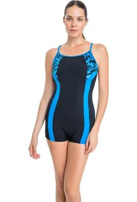 Dagi Kadın Yüzücü Mayo Mavi