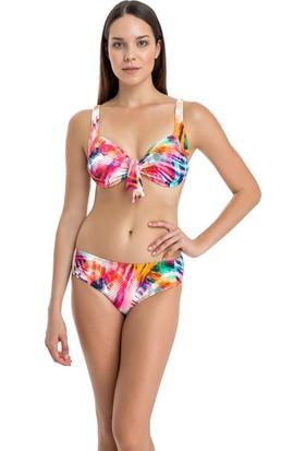 Dagi Kadın Balenli Bikini Takımı Turuncu