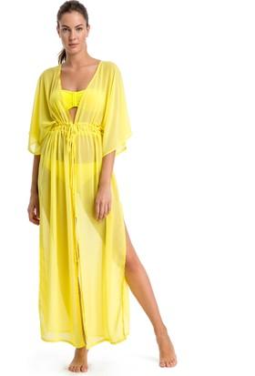 Dagi Kadın Pareo Sarı