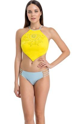 Dagi Kadın Bikini Takımı Sarı