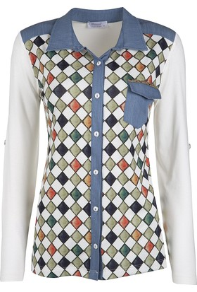 Büşra Kadın Bluz 3881881