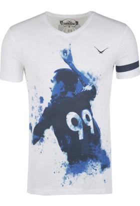 Cazador Erkek T Shirt Cdr4806