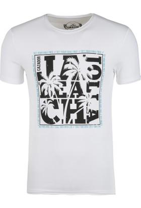 Cazador Erkek T Shirt Cdr4883
