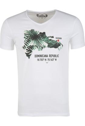 Cazador Erkek T Shirt Cdr4889