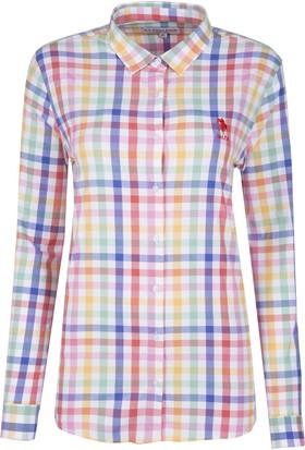 U.S. Polo Assn. Kadın Gömlek G082Gl004606678