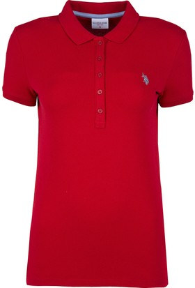 U.S. Polo Assn. Kadın T Shirt G082Gl011617186