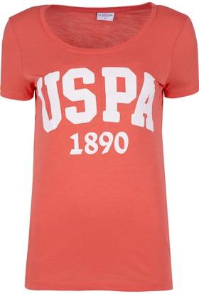 U.S. Polo Assn. Kadın T Shirt G082Gl011617272