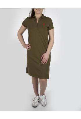 U.S. Polo Assn. Kadın Elbise G082Gl075579571