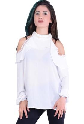Sistina 17590 Kadın Bluz - 18-1B035003