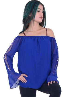 Sistina 17620 Kadın Bluz - 18-1B035004