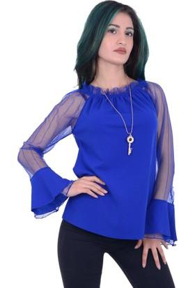 Sistina 17636 Kadın Bluz - 18-1B035005